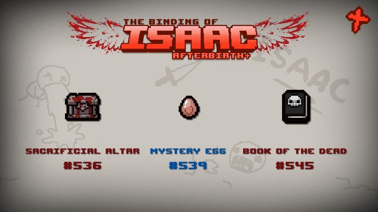Sacrificial Altar - Binding of Isaac: Rebirth Wiki