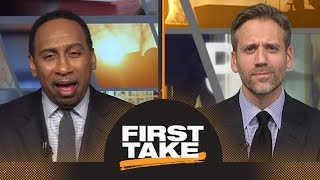 Stephen A. Smith calls possible NBA playoff play-in tournament a bogus idea | First Take | ESPN