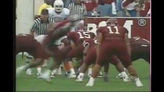 texas longhorns hits on quarterbacks
