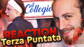 COLLEGIO 5: TERZA PUNTATA [REACTION MASSEIANA]