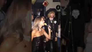 Ханна поет песню Омар Хайям на свой День Рождения 3.02.17