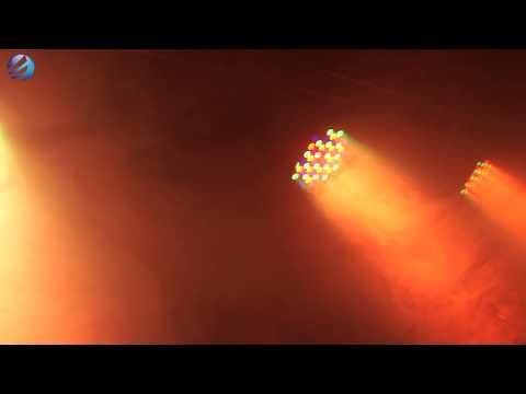 E-led Refletor LED PAR 64 Com 54 LEDS Versão 3 Explosion