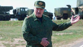 Лукашенко Настоящие мужики Ни один никуда не сбежал явился вовремя на призывной пункт