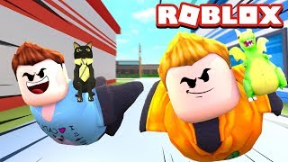 JAILBREAK SPEED GLITCH! (PENGUIN RACING)