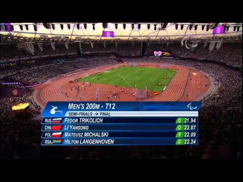 Best of London 2012 Paralympic Games