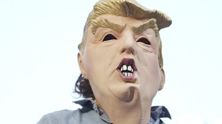 How Halloween Masks Could Predict the Next President