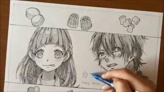 CHICO with HoneyWorks 『カヌレ』 描いてみましたヾ(*´∀`*)ノ 久しぶり...
