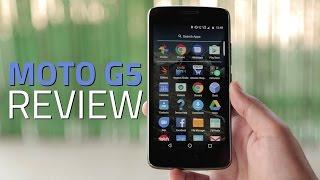 Moto G5 Review | Camera, Battery, Verdict, and More