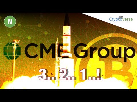 CME Bitcoin Futures Launch Livestream