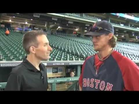 Interview with Clay Buchholz