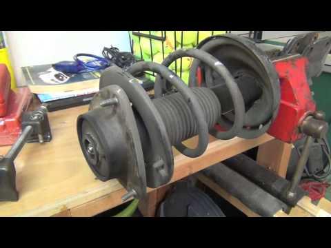 2005 subaru legacy front strut repair/replacement