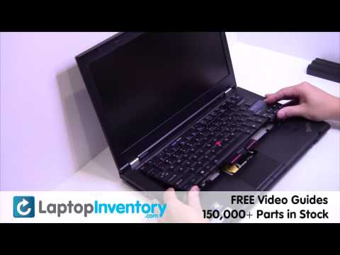 IBM Lenovo T420 T410 RAM Replacement Thinkpad | Memory Laptop Install Replace
