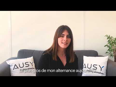 Témoignage Elisa - Alternante AUSY
