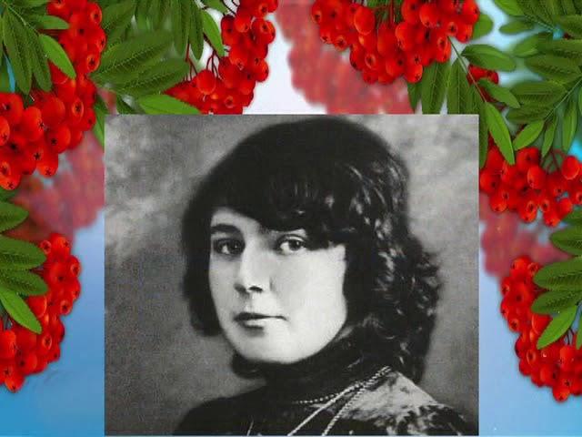 Изображение предпросмотра прочтения – ВалерияЕремина читает произведение «Тебе - через сто лет» М.И.Цветаевой