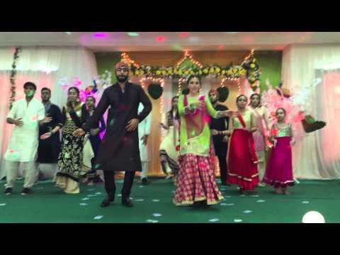 Gallan Goodiyan & Sharabi Dance (by Kabooters)    Pavan-Satwant 19/07/15