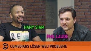 Comedians lösen Weltprobleme - mit Hany & Phil |Digitalisierung | Comedy Central DE