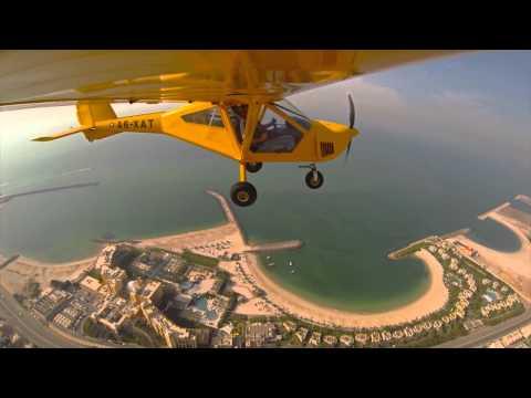 Rundflug Ras Al Khaimah / Dubai / UAE