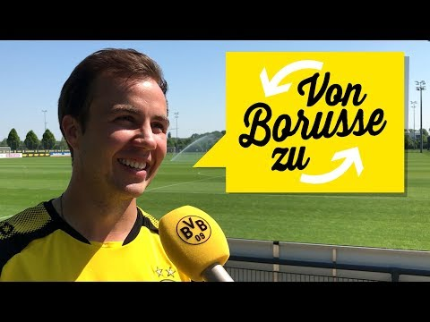 Your 09 Questions for Mario Götze | 'From Borusse to Borusse'| 🇬🇧 Subtitles
