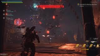 PC:Anthem- Enemy Mine Walkthrough