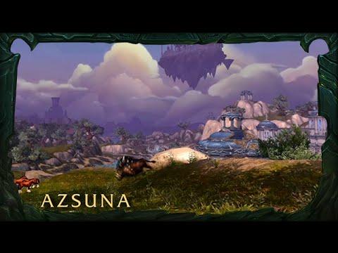 Legion | Azsuna | Raft Fishing | World Quest