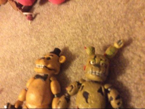 Episode 12: An Arm and a Leg | Springtrap10234 Toy Adventures | Springtrap10234