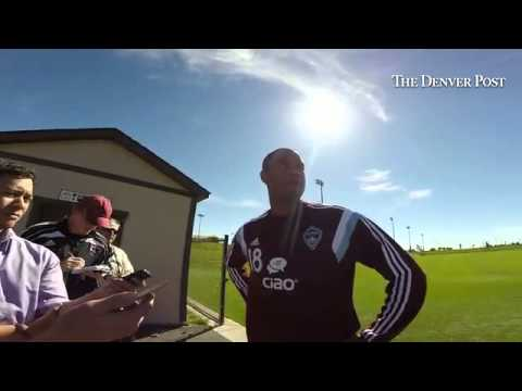 Zat Knight Talks About The Next Four Games With The Rapids96 Video