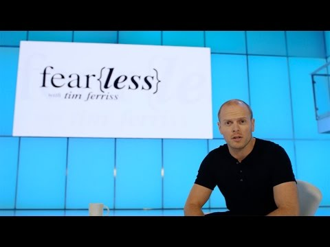 What is Fearless? | Tim Ferriss