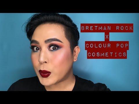 COLOURPOP COSMETICS X BRETMAN ROCK SERIES | EKSPERIMEN PAKE WARNA WARNI CERIA  | BOBBY KYZIR thumbnail