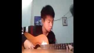Tìm lại giấc mơ (Hồ Ngọc Hà ) guitar practice