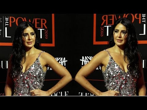 Katrina Kaif B0LD Avtaar At Vogue India x Nykaa Fashion The Power List 2019