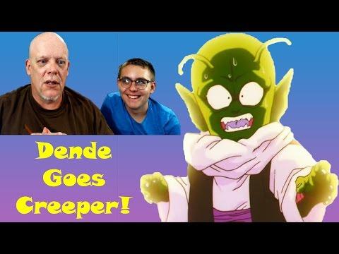 "REACTION TIME | ""DBZ Abridged 30"" - Dende Goes Next Level Creepy!"
