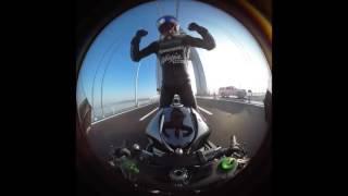 わずか26秒で時速400Km! 世界最速記録を更新「Kawasaki Ninja H2R」早すぎww sm29187688 nicovideo jp
