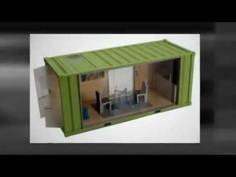 Venta y alquiler de contenedores oficinas panama youtube for Contenedores de oficina