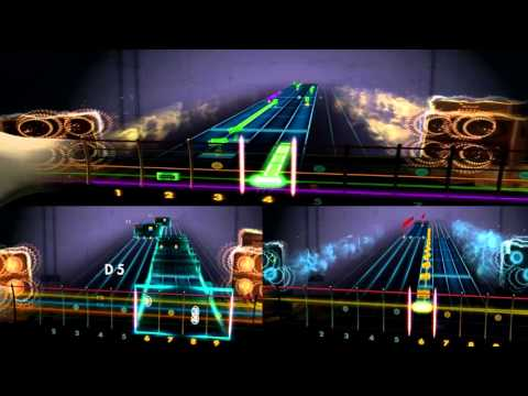 Blind - Rise Against - Rocksmith 2014 CDLC - Splitscreen All Parts