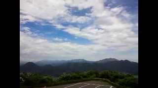 見渡す山々も素敵です♪ 近畿百景第一位・京都舞鶴の五老ヶ岳公園から
