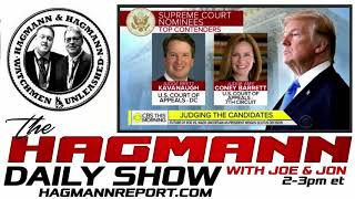 The Hagmann Daily Show 2018 - Brett Kavanaugh Is President Trump's Supreme Court Nominee