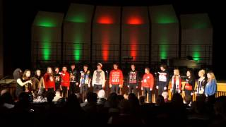 Have Yourself a Merry Little Christmas By Doug Andrews | CHS Vocal Jazz