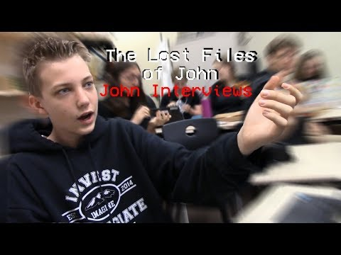 The Lost Files of John: John Interviews
