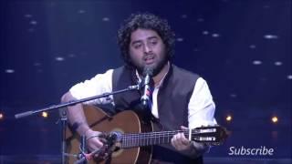 Arijit Singh Live Mashup Mirchi Awards