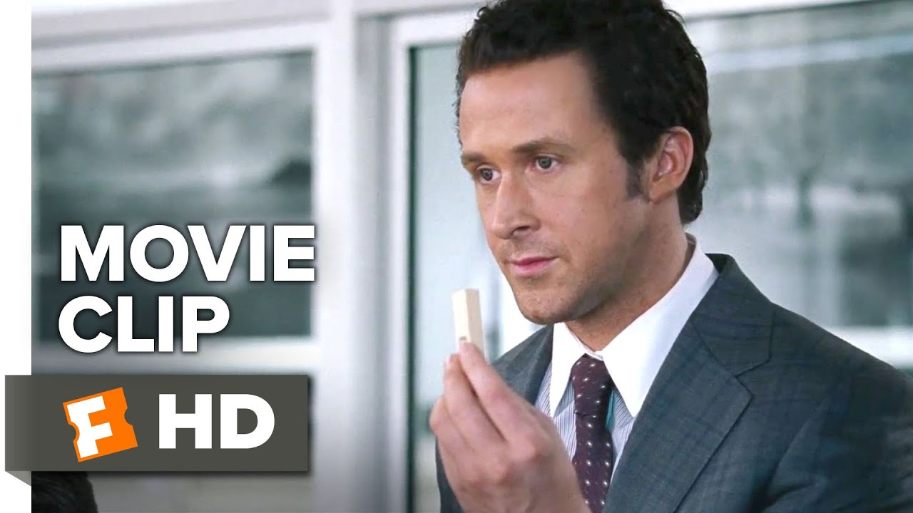 The Big Short Movie CLIP - Jenga (2015) - Ryan Gosling ...