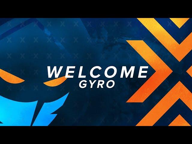 Welcome Gyro to Rogue RL!