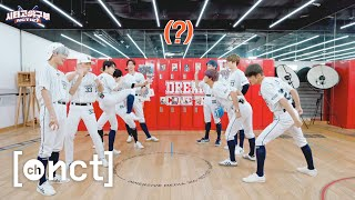 ⚾️NCT 127 High School Baseball Team⚾️ EP.2 Chaotic Warm-up Test