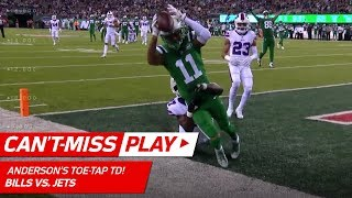 Forte's Run Sets Up McCown's TD Strike to Anderson | Can't-Miss Play | NFL Wk 9 Highlights