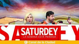 Actualidad, noticias, humor de la mano de Laura Oliva y Christian Alonso y mucho más en Saturdey