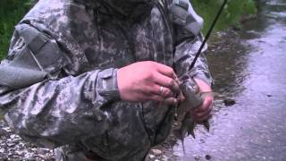 рыбалка на хариуса, подкаменная тунгуска(приток подкаменной тунгуски, река Апрелка-смотрите сами!!!!!!!, 2011-07-14T22:33:44.000Z)