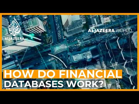 The Database: Collecting The World's Financial Data | Al Jazeera World