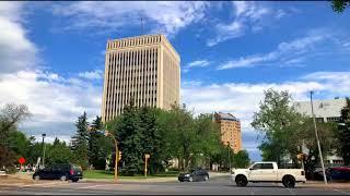 Experience Regina Tourism Time Lapse