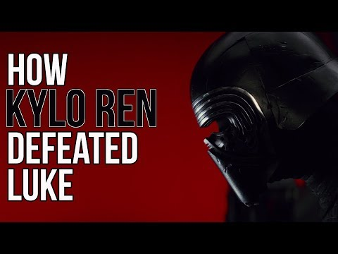 Download Youtube: How Kylo Ren Defeated Luke, Why Rey & Kylo Are So Powerful | Star Wars The Last Jedi Theory
