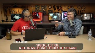 Intel talks Optane & future of storage | The Full Nerd special edition