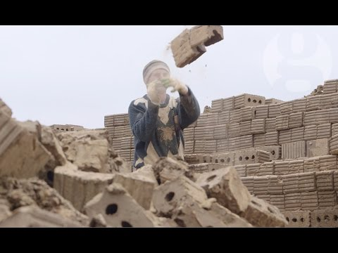 Saving Russia's brick slaves: 'We're taking them home' | Modern Day Slavery